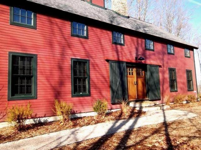Adelaine Construction Co. for Yankee Barn Homes