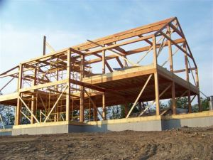 YBH Timber Frame Construction