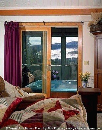 Single Floor Living by Yankee Barn Homes