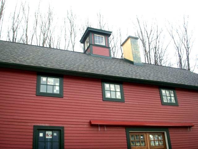 Post & Beam Barn Home