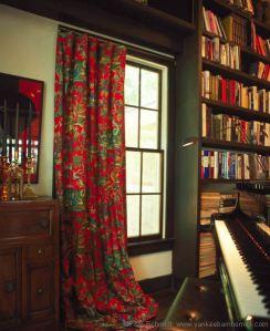 Post & Beam Music Room/Library