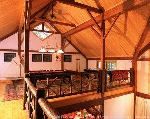 Yankee Barn Homes Post and Beam