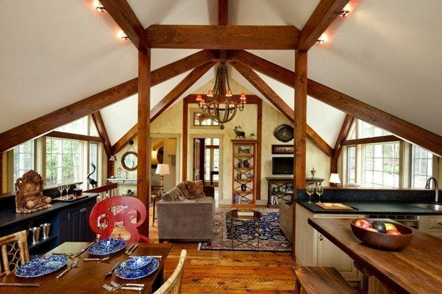 Yankee Barn carriage house wins 2010 Design Excellence Award for Best Detached Structure