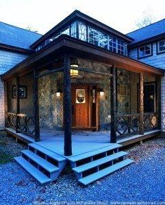 Adirondack Camp entrance