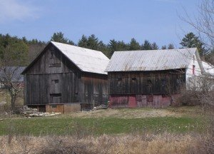 There is something very comforting about the sight of a barn.
