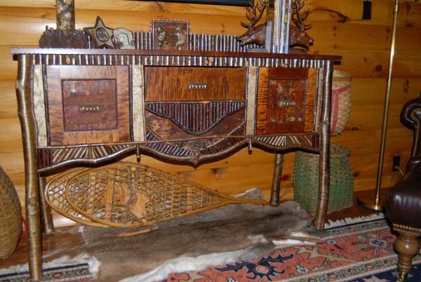 Post & Beam Living Gift ideas Adirondack Rustic Furnishings