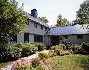 Yankee Barn Model Home