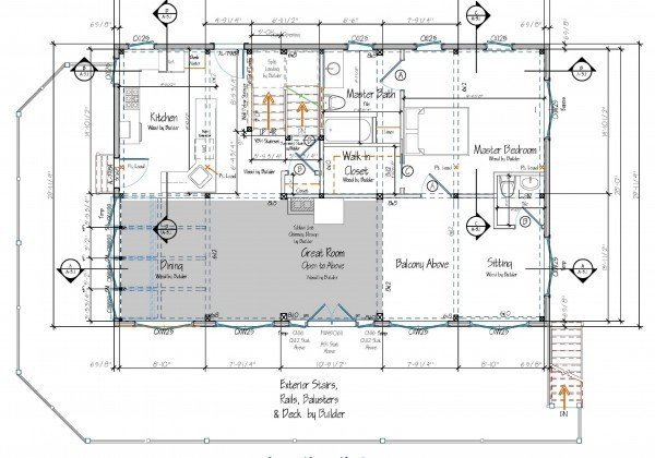 Floor Plans Small Timber Frame