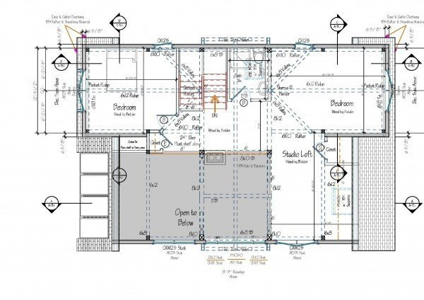 Floor Plans Small Mountain Style Timber Frame Yankee Barn Homes