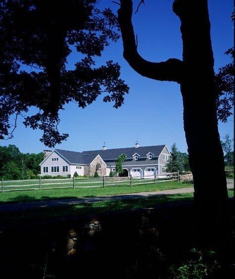 post & beam barn homes