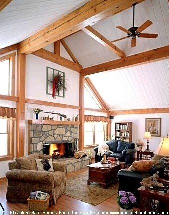 Lofted Ceiling Great Room