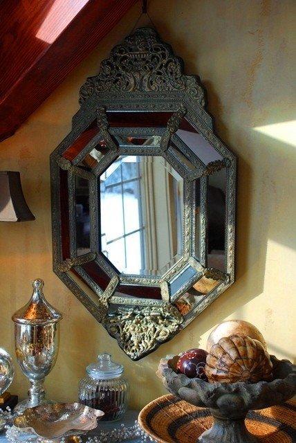 Wisteria Mirror