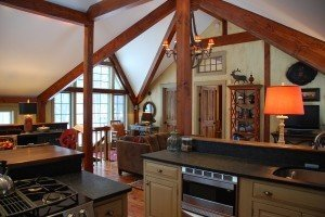Post and Beam Carriage House