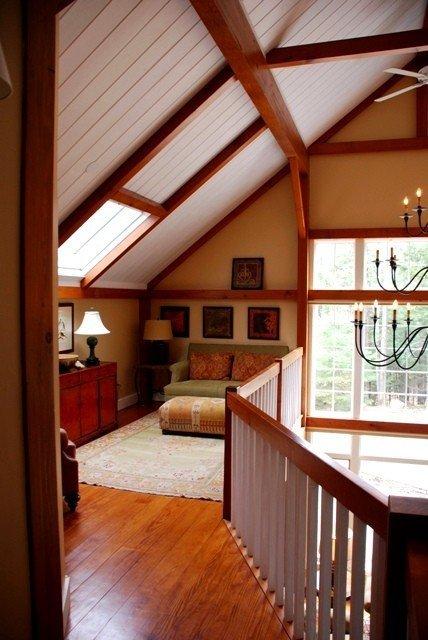 Yankee Barn Homes Loft