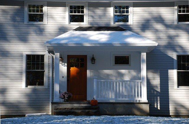 Barn Home by Yankee Barn Homes