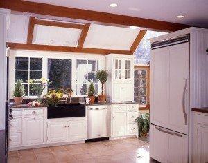 Yankee Barn Homes Gathering House Kitchen