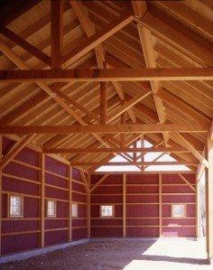 Yankee Barn Homes Barn