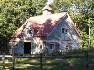 Neo-Victorian Barn