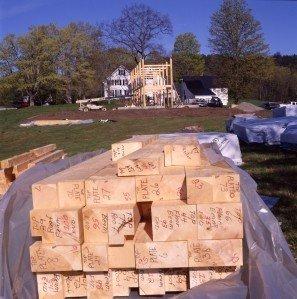 YBH Barn Construction 2