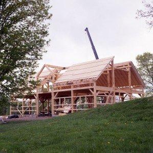 YBH Barn Construction 5
