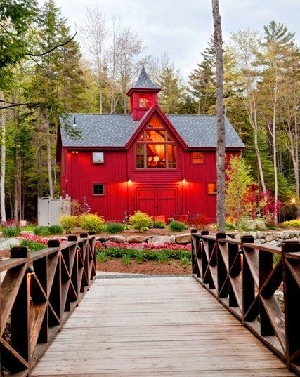 Carriage House in NH