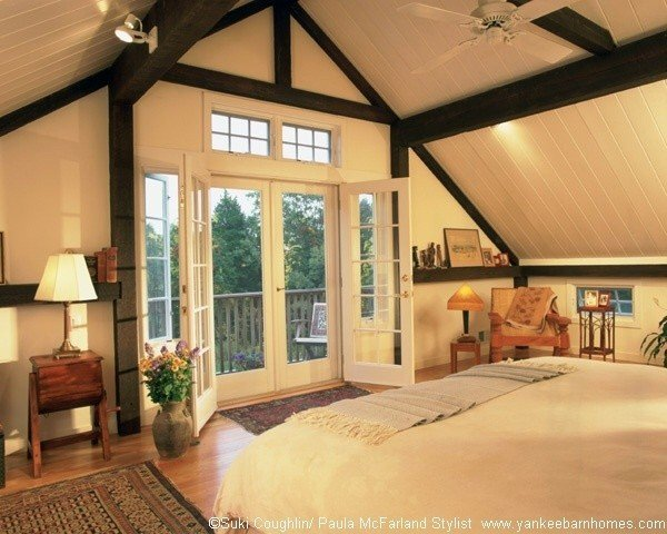 Cottage Style Master Bedroom