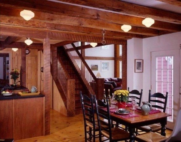 Barn Homes Addition by YBH on Pinterest