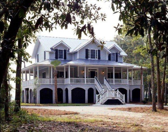 Yankee Barn Homes Coastal Style
