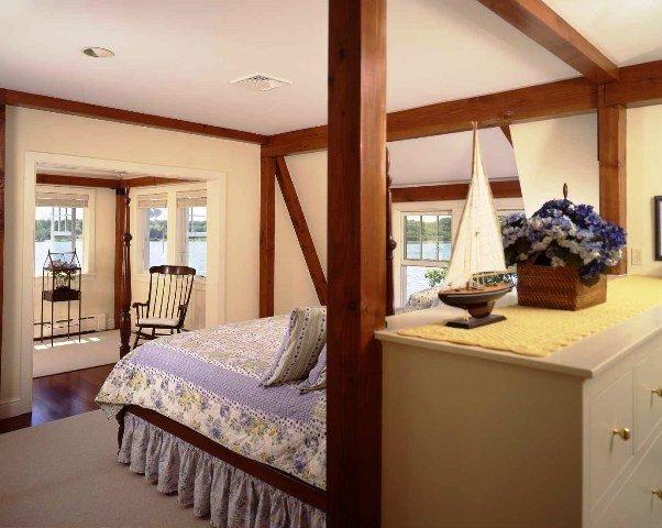 Yankee Barn Homes Timber Frame