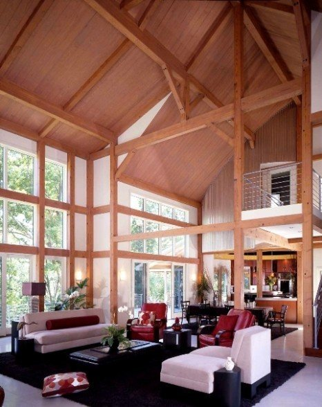 Post and Beam Additions