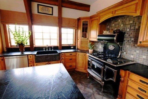 Post and Beam Kitchens