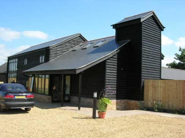 barn home conversion