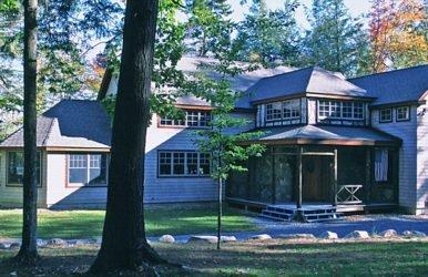 Baxter Timber Frame Lodge