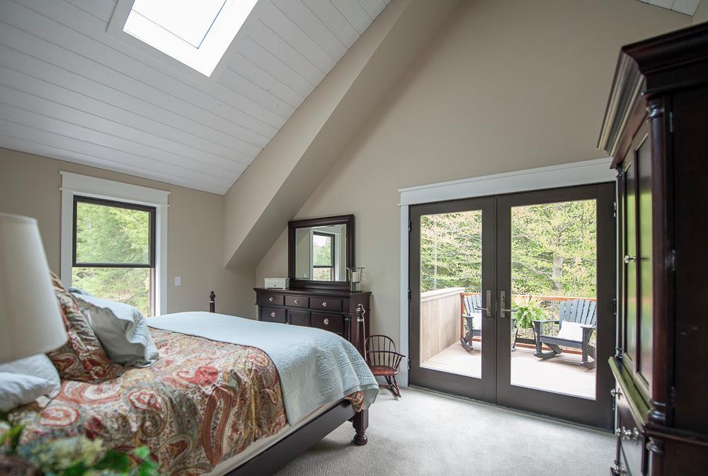 Main Street Farmhouse Master Bedroom