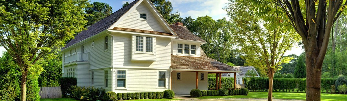 Shingle Style East Hampton Home