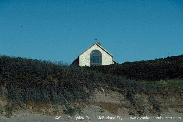 Carter Beach Home. Prefabricated timber frame coastal home