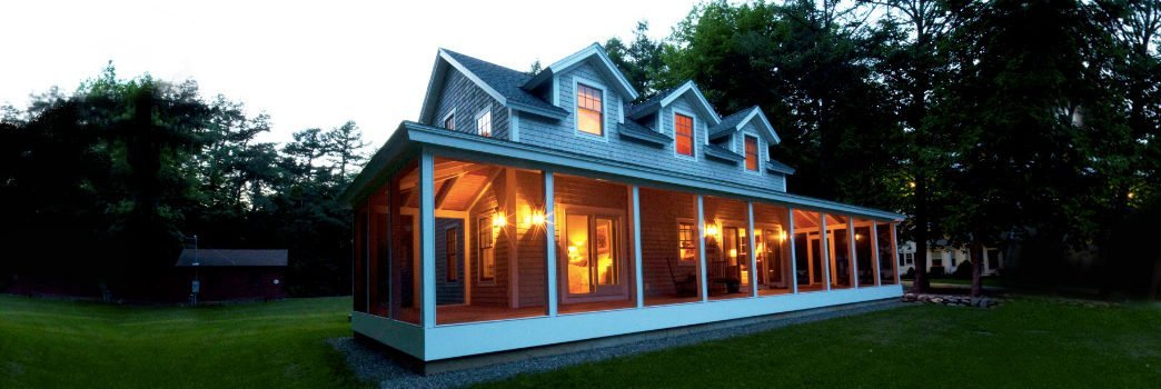 A Yankee Barn Cottage On Lake Champlain