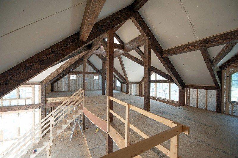 The Ironwood Upper Level