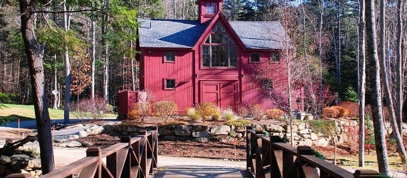 Yankee Barn Homes In Trend Watch Magazine