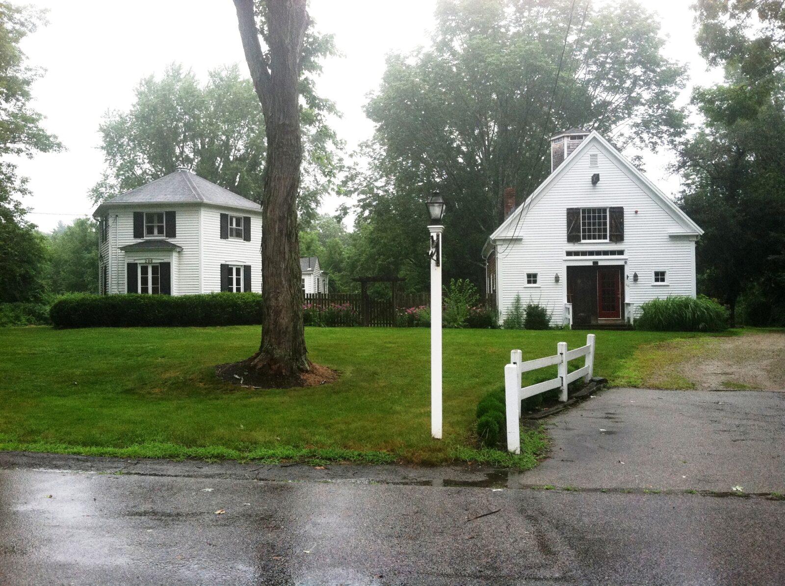 YBH Parris-Briggs House