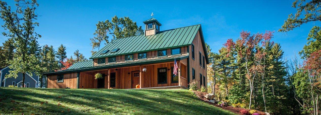 Client Spotlight Proctor Farmhouse