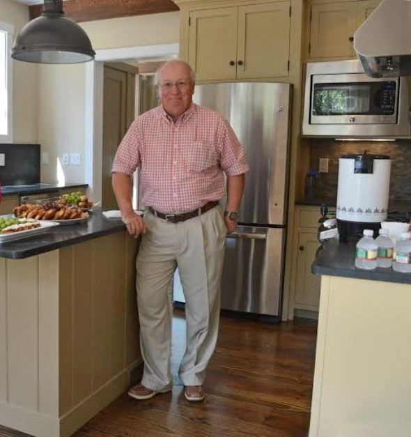 Paul Marinelli, CEO and CO-Owner Yankee Barn Homes