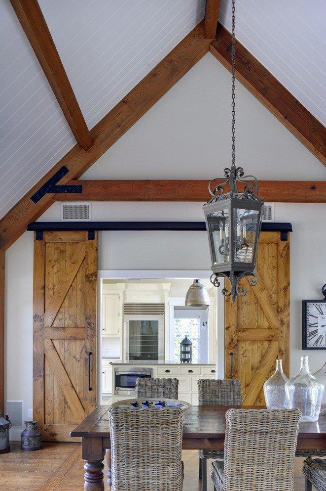 Yankee Barn Interior Sliding Doors
