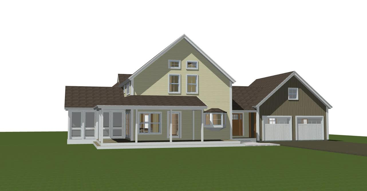 Barn House Re Envisioned