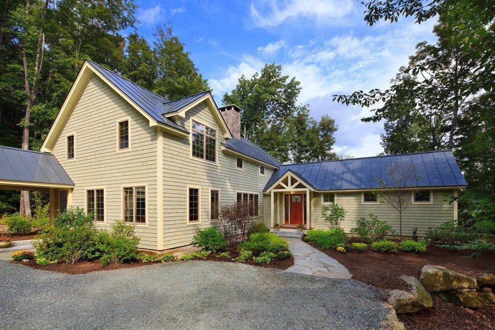Yankee Barn Homes' The Gathering House