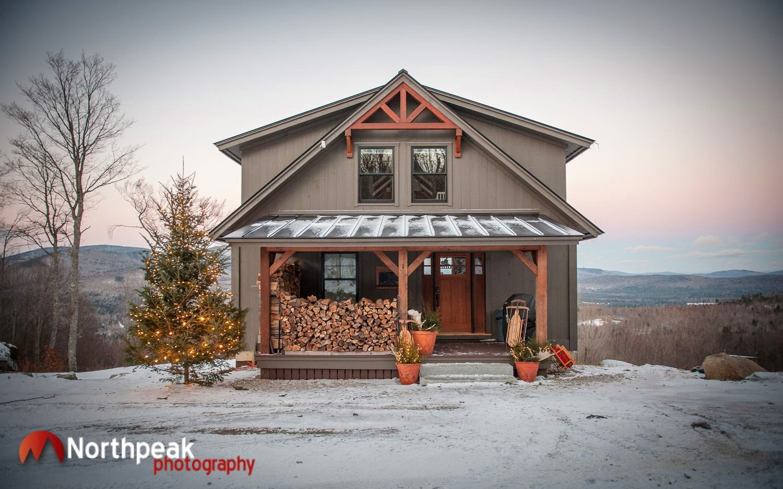 Holidays At Moose Ridge Lodge