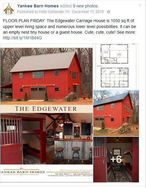 The Edgewater on Floor Plan Friday