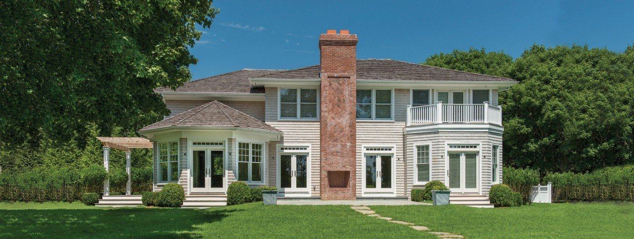 Fieldview Addition - East Hampton Post and Beam Home