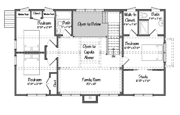 Grantham Lakehouse Level Two
