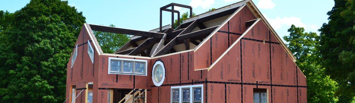 Yankee Barn Homes NH Home Show